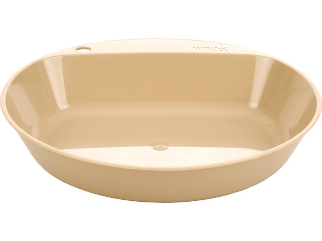 Wildo Camper Plate Deep, beige